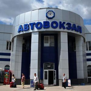 Автовокзалы Новосибирска