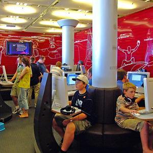 Интернет-кафе Новосибирска