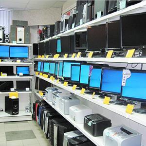Компьютерные магазины Новосибирска