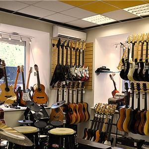 Музыкальные магазины Новосибирска