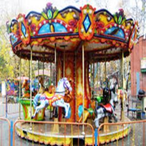 Парки культуры и отдыха Новосибирска