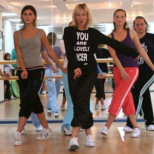 Школы танцев Новосибирска