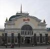 Железнодорожные вокзалы в Новосибирске