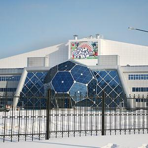 Спортивные комплексы Новосибирска