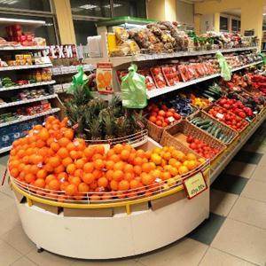 Супермаркеты Новосибирска
