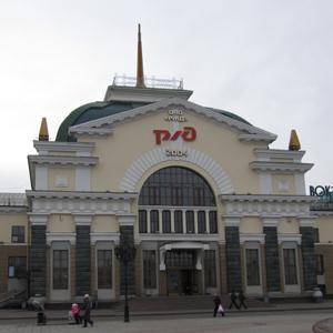 Железнодорожные вокзалы Новосибирска